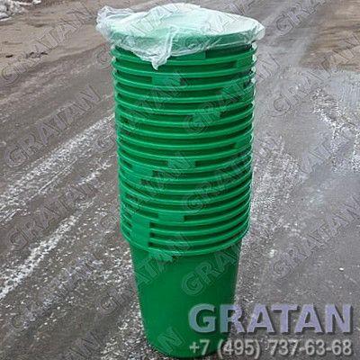 Купить Бак для мусора 60л недорого