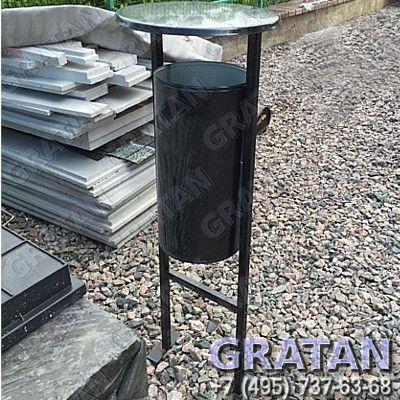 Купить Урна УК-1 под бетонирование недорого