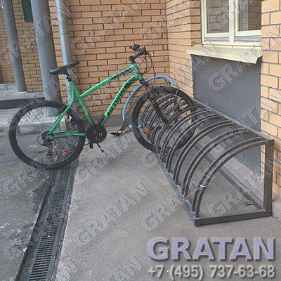 Купить Велопарковка СТАНДАРТ недорого