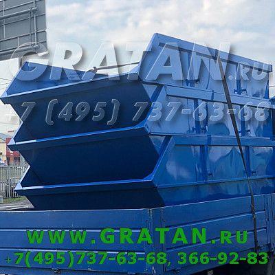 Купить Бункер для мусора БН-8 (8м3) недорого