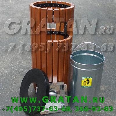 Купить Урна-пепельница М-1 недорого