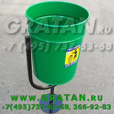 Купить Урна металлическая УБ-25 ЭКО недорого