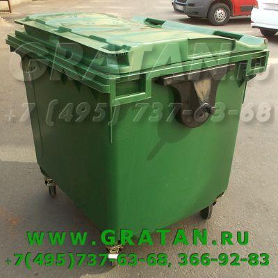 Купить Евроконтейнер пластиковый MGB 1100л недорого