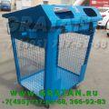 Сетчатый контейнер РСО 1,1м3 ПРЕМИУМ